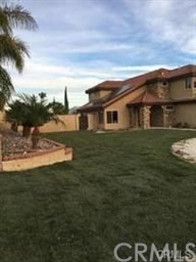 Moreno Valley Single Family Home For Sale: 11422 Ladd Avenue