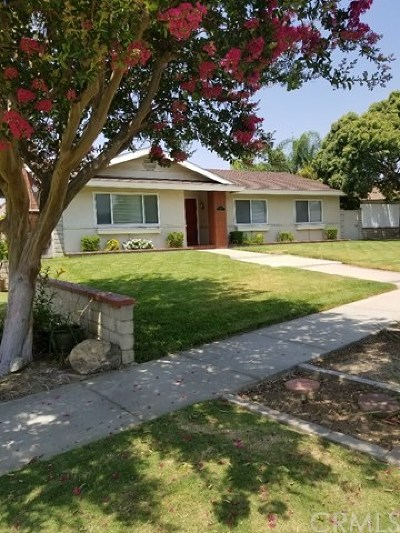 Upland Single Family Home For Sale: 131 Grayson Way
