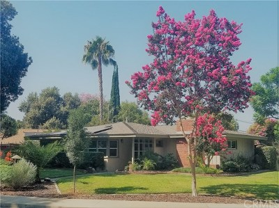 Riverside Single Family Home For Sale: 3391 Mono Drive