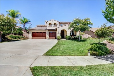 Yucaipa Single Family Home For Sale: 11772 Silver Hawk Drive