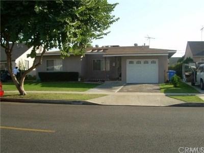 Norwalk Single Family Home For Sale: 11640 Mapledale