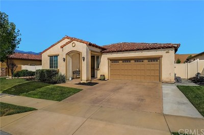 Calimesa Single Family Home For Sale: 1271 Heritage Drive