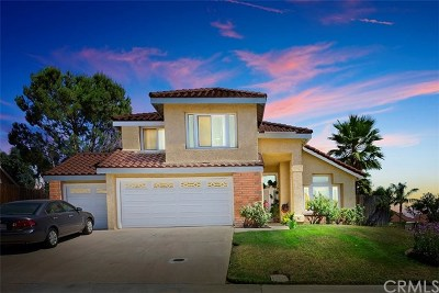 Moreno Valley Single Family Home For Sale: 24289 Old Country Road