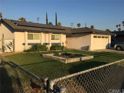 Redlands Single Family Home For Sale: 1626 Kirby Court