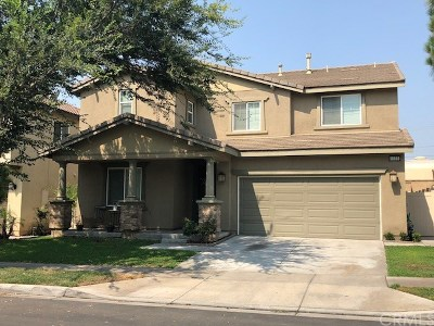 Rialto Single Family Home For Sale: 1122 N Yucca Avenue