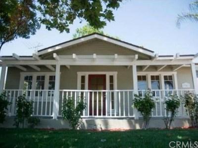 Riverside Single Family Home For Sale: 3707 Jurupa Avenue