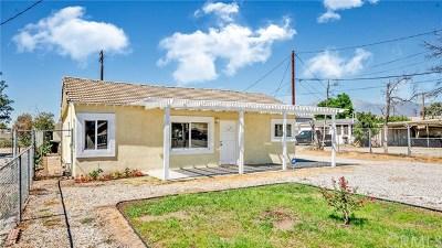 Single Family Home For Sale: 8988 Newport Avenue