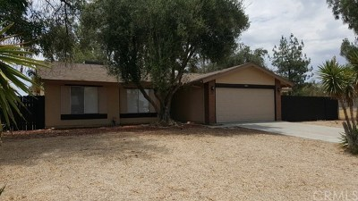 Moreno Valley Single Family Home For Sale: 13045 Shirebourn Road