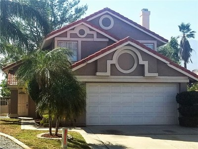 Fontana Single Family Home For Sale: 14916 Poinsettia Circle