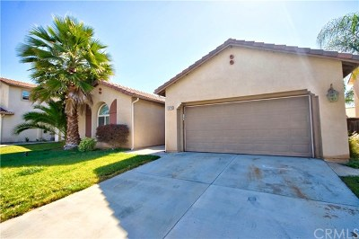 Winchester Single Family Home For Sale: 36118 Joltaire Way