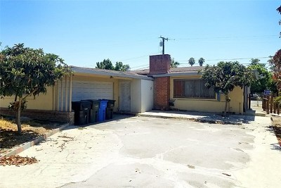 Pomona Single Family Home For Sale: 890 Indian Hill Boulevard