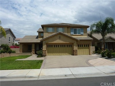 Moreno Valley Single Family Home For Sale: 26704 Azalea Street