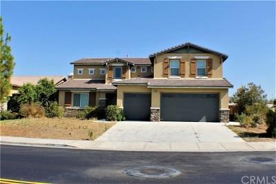 Moreno Valley Single Family Home For Sale: 26824 Fir Avenue