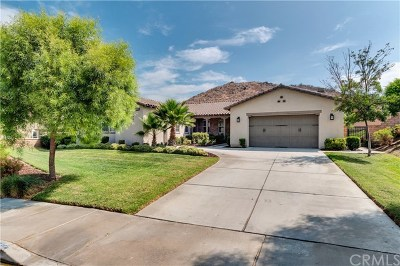 Riverside Single Family Home For Sale: 16268 Sierra Heights Drive