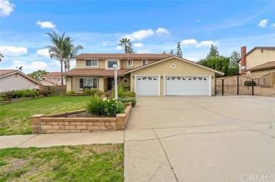 Alta Loma Single Family Home For Sale: 6304 Hellman Avenue