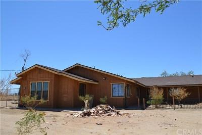 Adelanto Single Family Home For Sale: 11255 Cactus Road