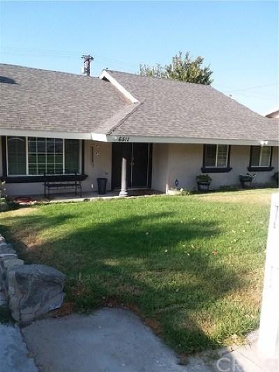 Jurupa Single Family Home For Sale: 6511 Avenue De Palma