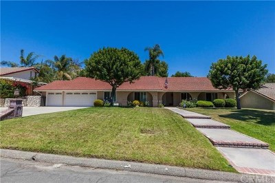 Corona Single Family Home For Sale: 19098 Rising Sun Road