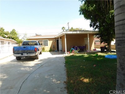 Ontario Single Family Home For Sale: 1723 S Sultana Avenue