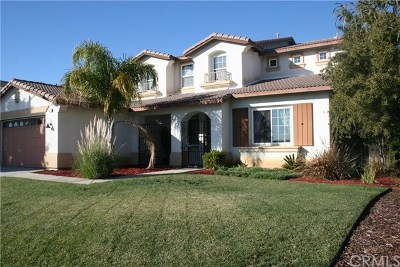 Moreno Valley Single Family Home For Sale: 26566 Fir Avenue