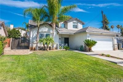 Yucaipa Single Family Home For Sale: 12695 Columbia Avenue
