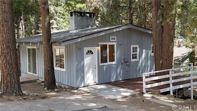 Running Springs Area Single Family Home For Sale: 2569 Secret Drive