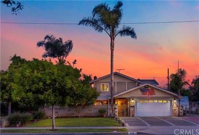 San Dimas Single Family Home Active Under Contract: 410 Portola Street