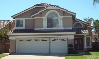 Rancho Cucamonga Single Family Home For Sale: 9819 Via Esperanza