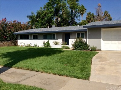 Redlands Single Family Home For Sale: 1032 Fern Avenue