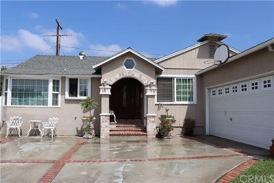Anaheim Single Family Home For Sale: 1905 E Santa Ana Street