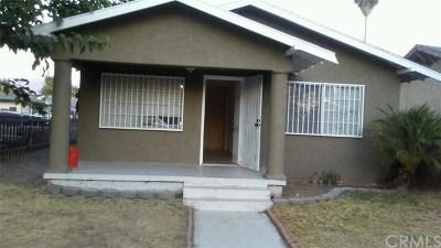 San Bernardino Single Family Home For Sale: 1495 N Sierra Way