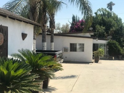 Rancho Cucamonga Single Family Home For Sale: 9309 8th Street