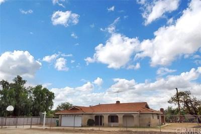 Riverside Single Family Home For Sale: 19185 Spalding Avenue