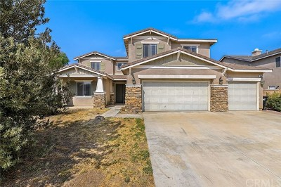 Corona Single Family Home For Sale: 6547 Peridot Court