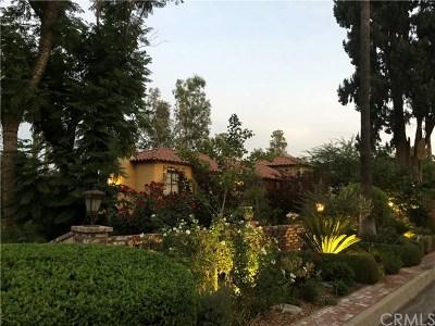 Riverside CA Single Family Home For Sale: $599,000