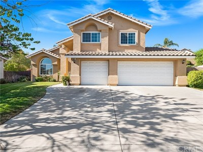Yucaipa Single Family Home For Sale: 12855 Emerald Bay Court