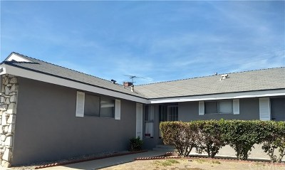 Pomona Single Family Home For Sale: 843 Pavilion Drive