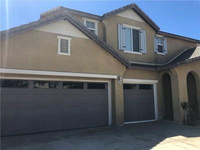 Moreno Valley Single Family Home For Sale: 27175 Bark Lane