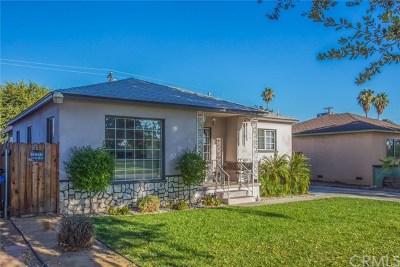 San Bernardino CA Single Family Home For Sale: $320,000