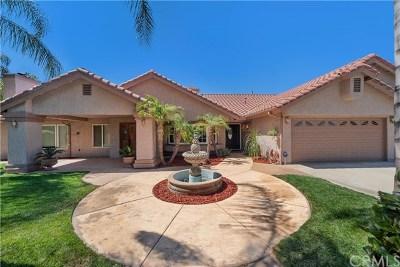 Riverside Single Family Home For Sale: 2530 Cross Street