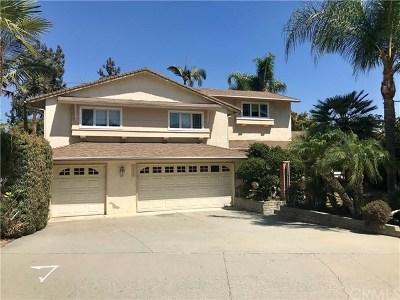 Hacienda Heights Single Family Home For Sale: 14505 Springwater Street
