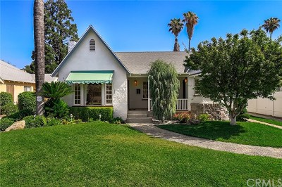 San Bernardino CA Single Family Home For Sale: $277,900