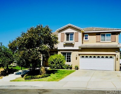 Moreno Valley Single Family Home For Sale: 26970 Sugarite Canyon Drive