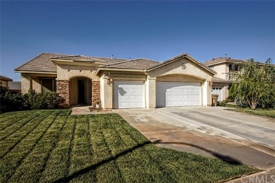 Hesperia Single Family Home For Sale: 13906 Lobelia Way