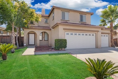 Moreno Valley Single Family Home For Sale: 26779 Calle Vejar