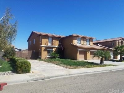 Victorville Single Family Home For Sale: 12692 Fair Glen Drive