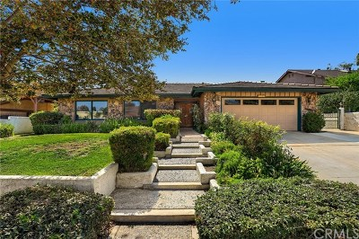 Norco Single Family Home For Sale: 2160 Santa Anita Road