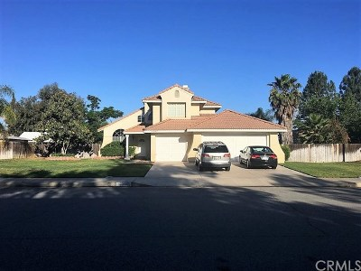 Menifee Single Family Home For Sale: 31243 Hanover Lane