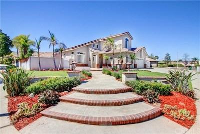 Corona Single Family Home For Sale: 1508 Cherokee Road