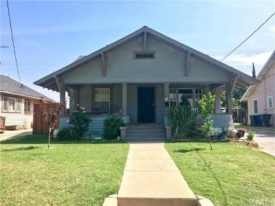 Riverside Single Family Home For Sale: 4175 Alta Vista Drive
